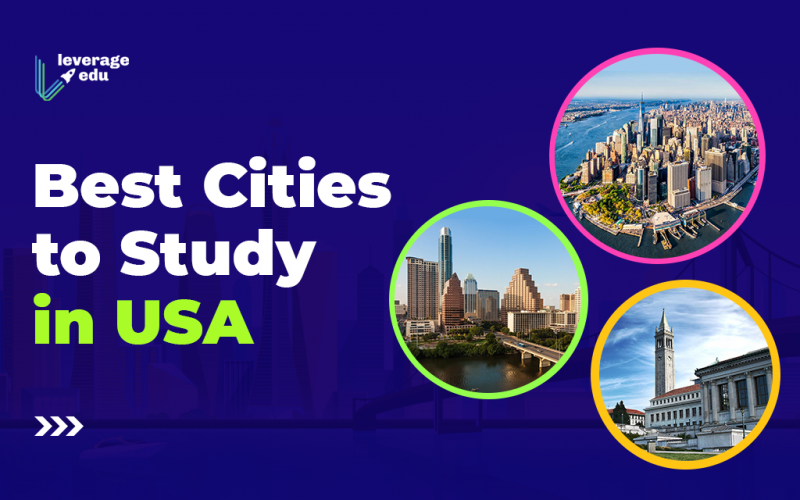 Best Cities to Study in USA