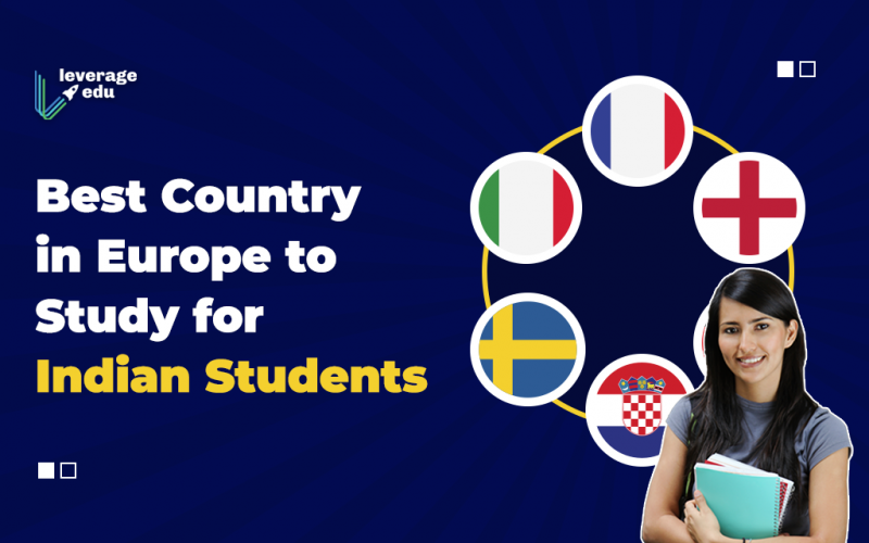Best Country In Europe To Study