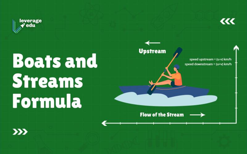 Boats and Streams Formula