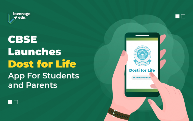 CBSE Launches Dost for Life App for Students and Parents
