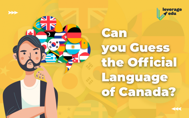 Can you guess the official language of Canada