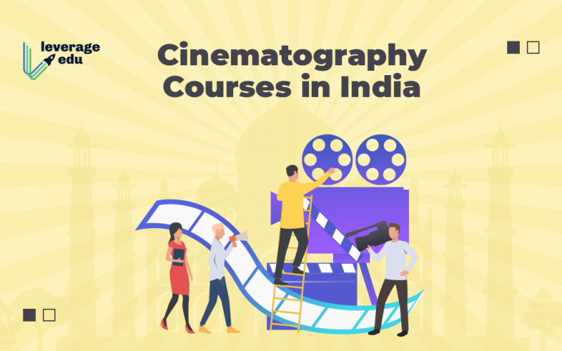 Cinematography Courses in India