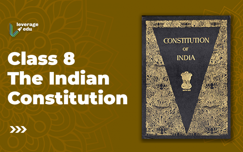Class 8 The Indian Constitution