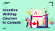 Creative Writing Courses in Canada