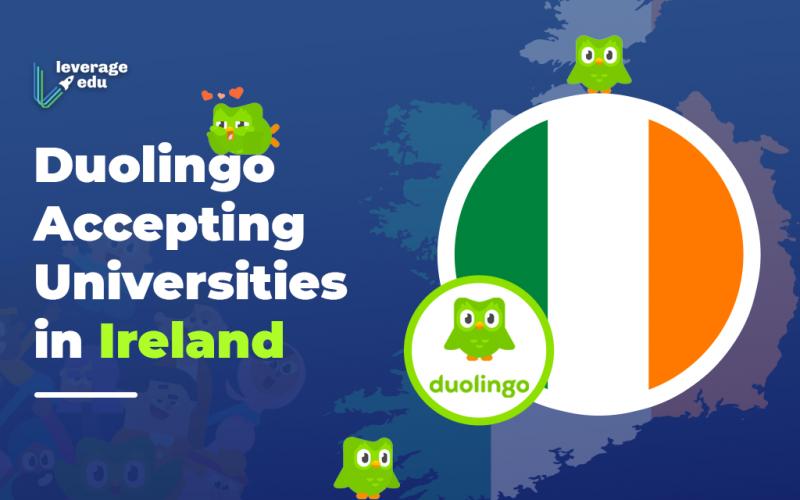 Duolingo Accepting Universities in Ireland
