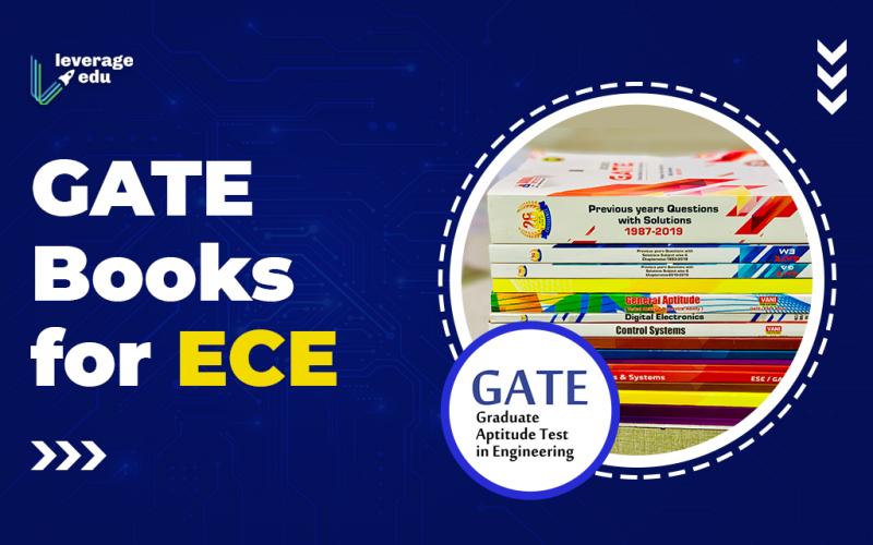 GATE Books for ECE
