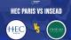 HEC Paris vs INSEAD