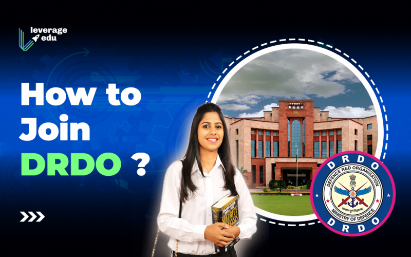 How To Join DRDO?