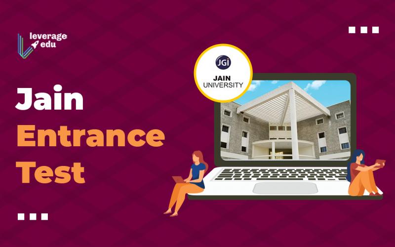 Jain Entrance Test
