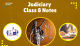 Judiciary Class 8
