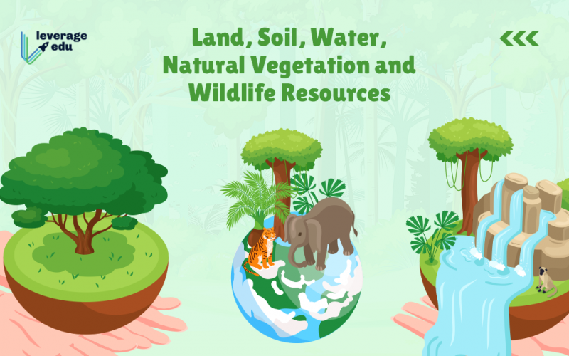 Land, Soil, Water, Natural Vegetation and Wildlife Resources