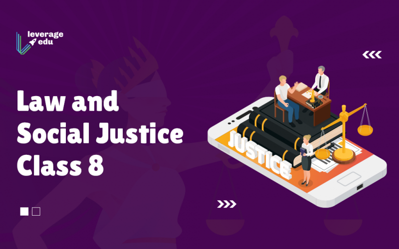 Law And Social Justice Class 8