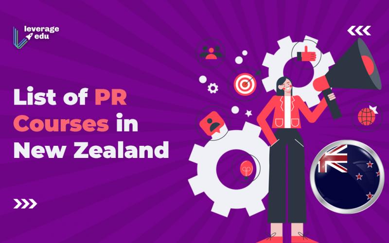 PR Courses in New Zealand