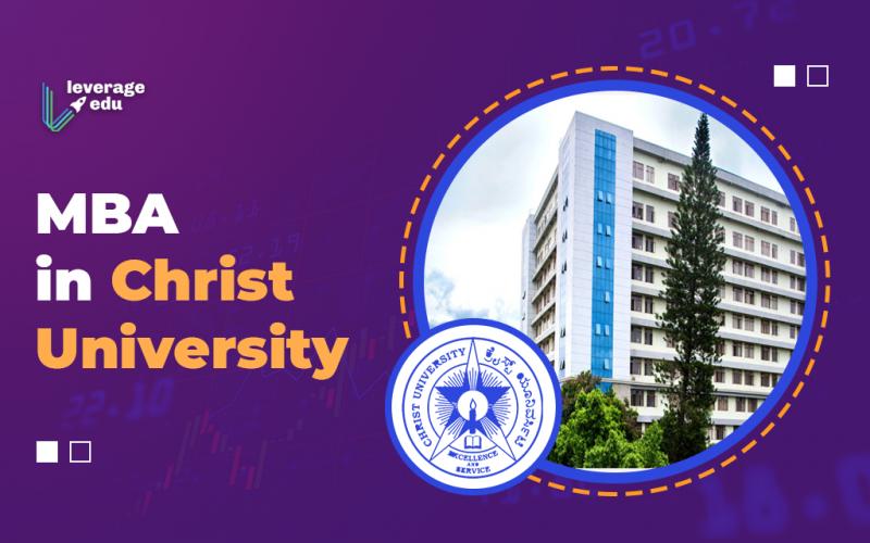 MBA in Christ University