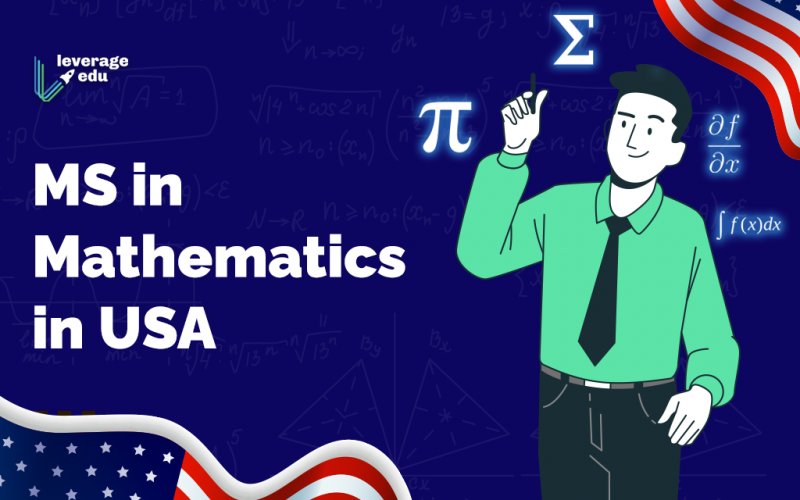 MS in Mathematics in USA