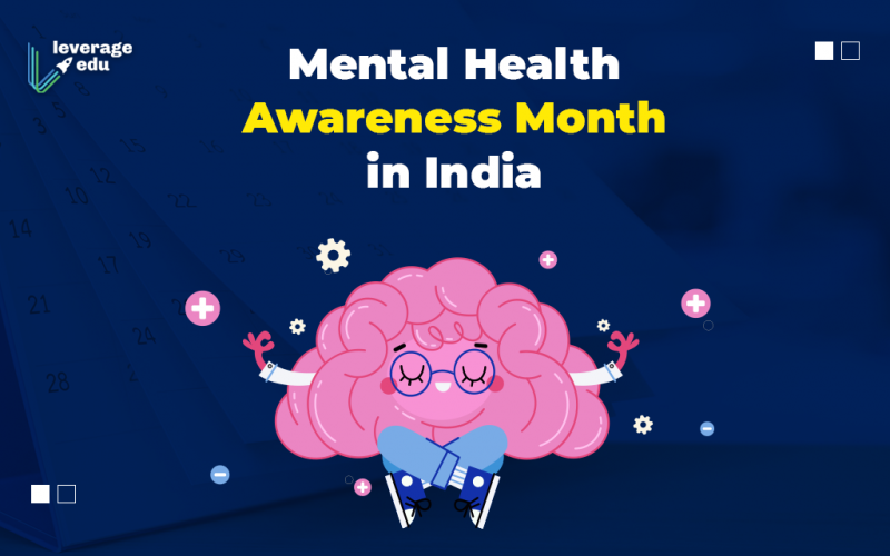 Mental Health Awareness Month in India