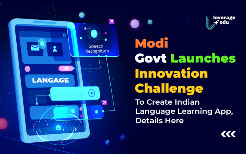 Modi Govt Launches Innovation Challenge To Create Indian Language Learning App, Details Here