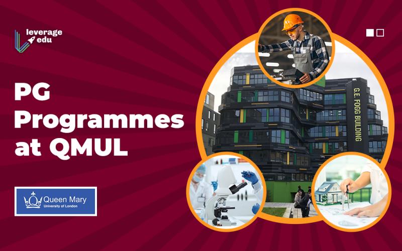 PG Programmes at QMUL