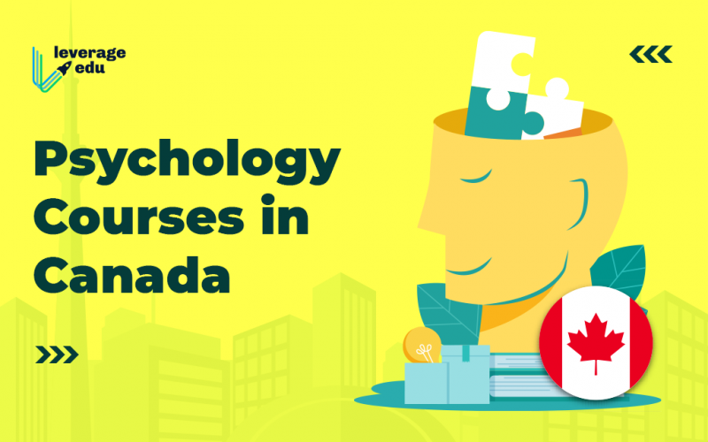 Psychology Courses in Canada