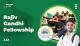 Rajiv Gandhi Fellowship