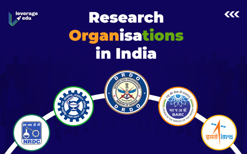 Research Organisations in India