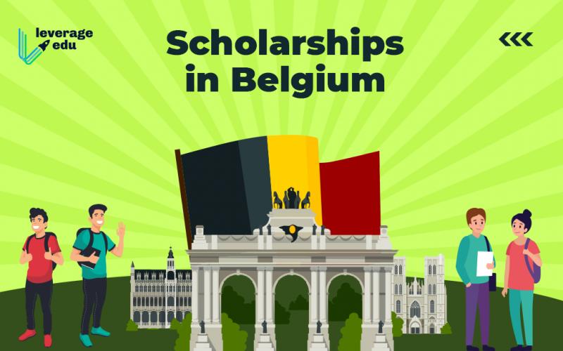 Scholarships in Belgium