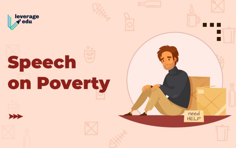 Speech on Poverty