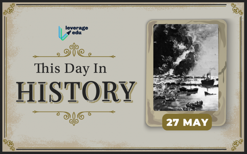 This Day in History - May 27