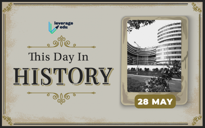 This Day in History - May 28