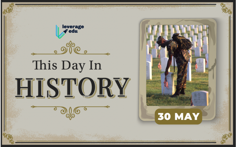 This Day in History - May 30
