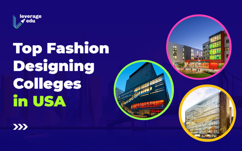 Fashion Designing Colleges in USA