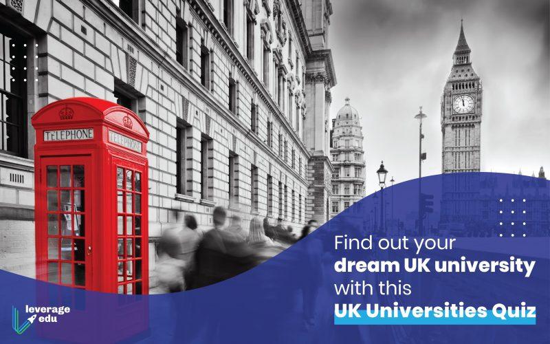UK Universities Quiz