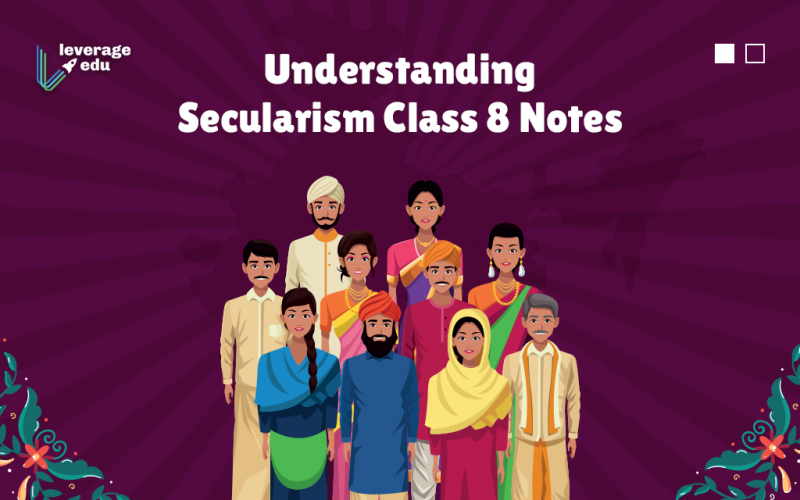 Understanding Secularism Class 8 Notes