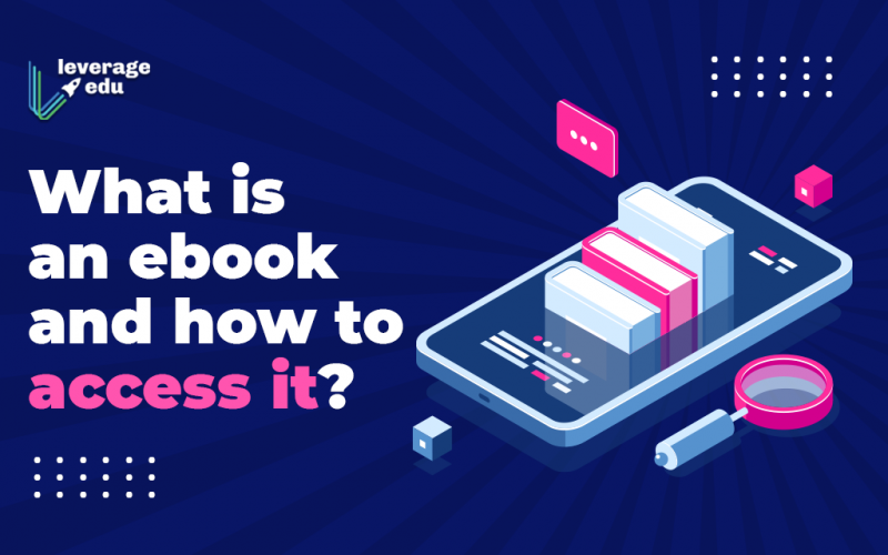 What is an ebook and how to access it