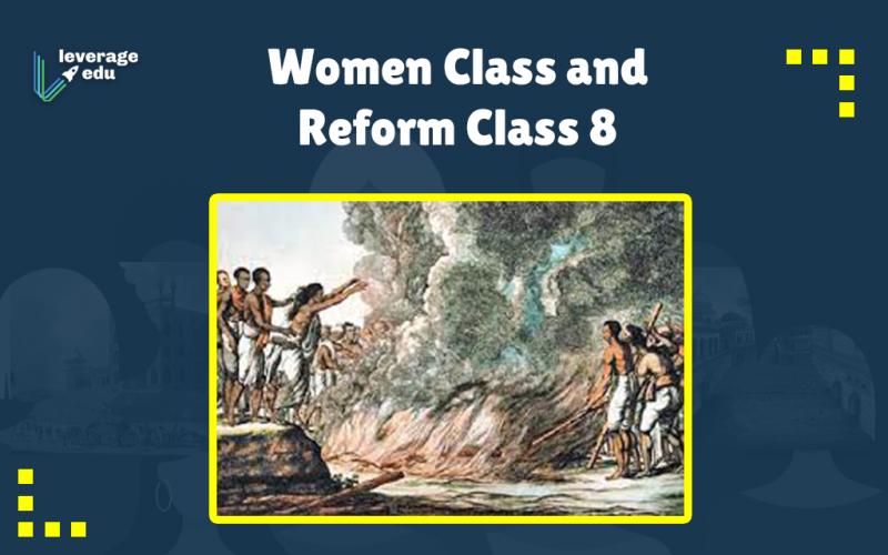 Women Class and Reform Class 8