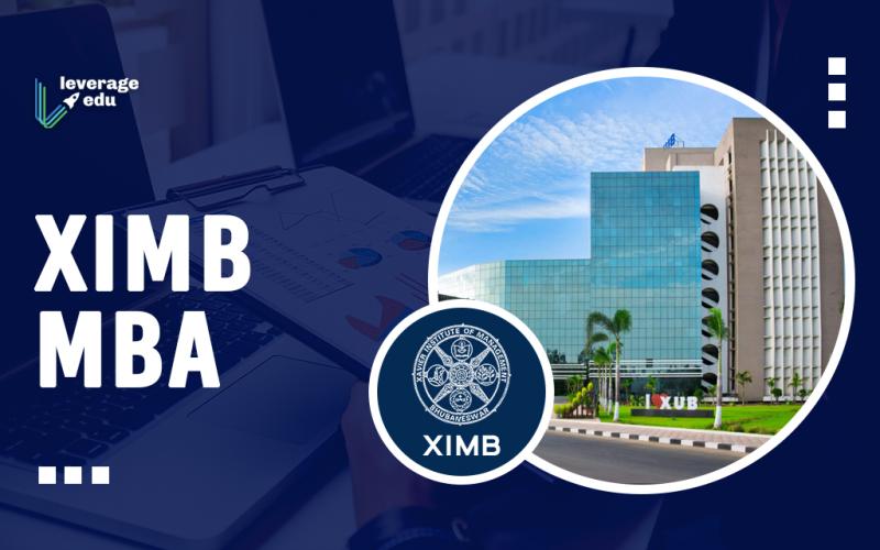 XIMB MBA