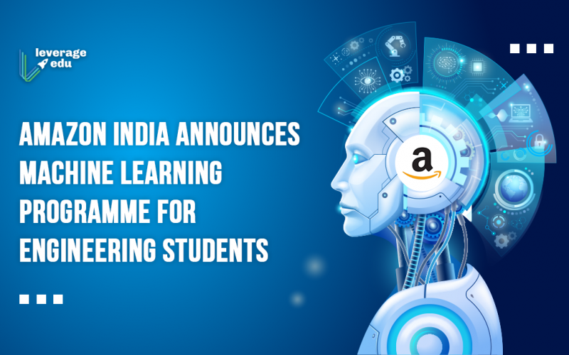 Amazon India Announces Machine Learning Programme for Engineering Students
