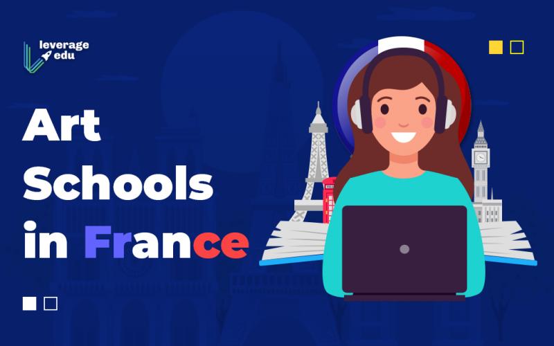 Art Schools in France