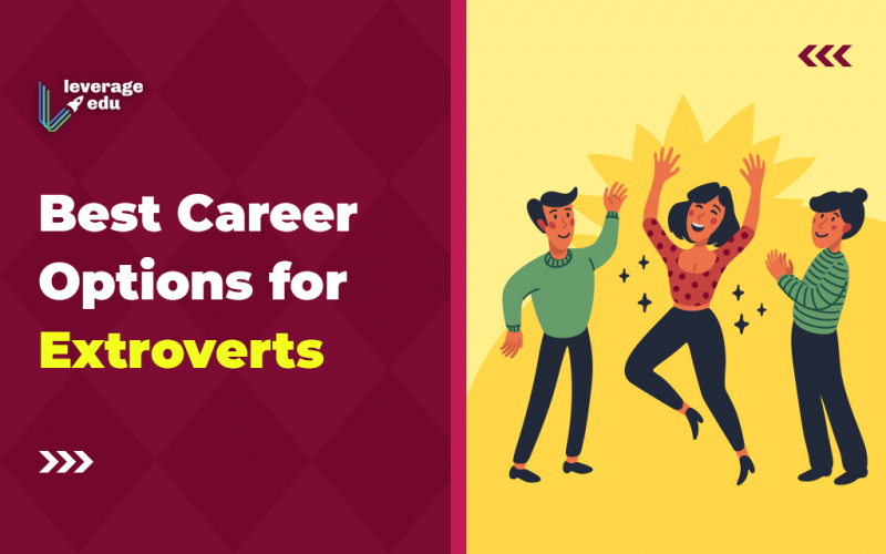 Best Career Options for Extroverts