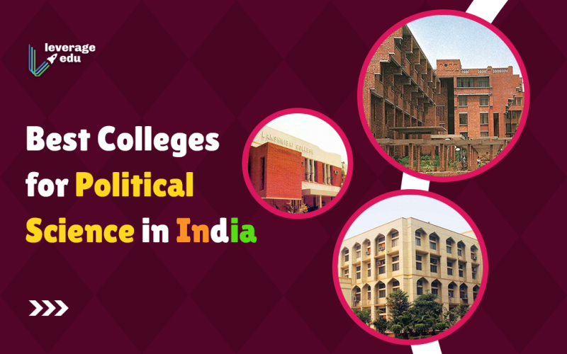 Best Colleges for Political Science in India