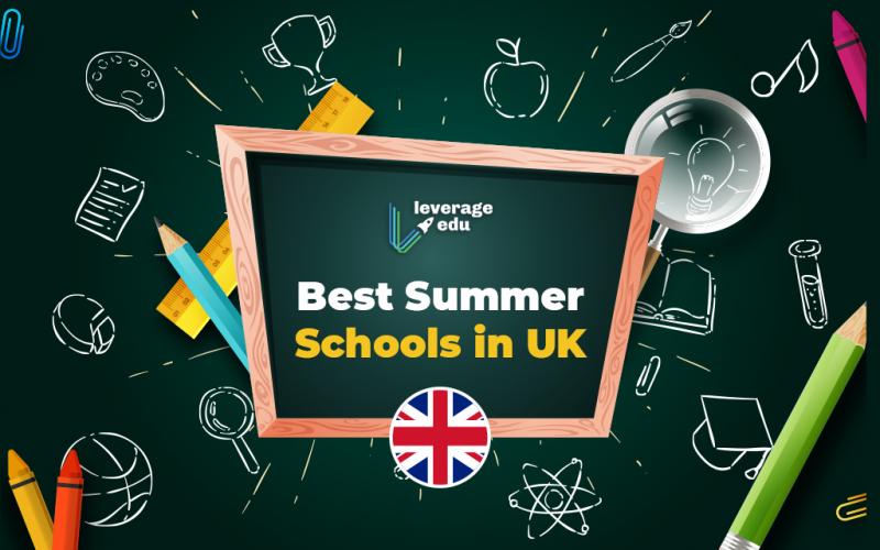 Best Summer Schools in uk