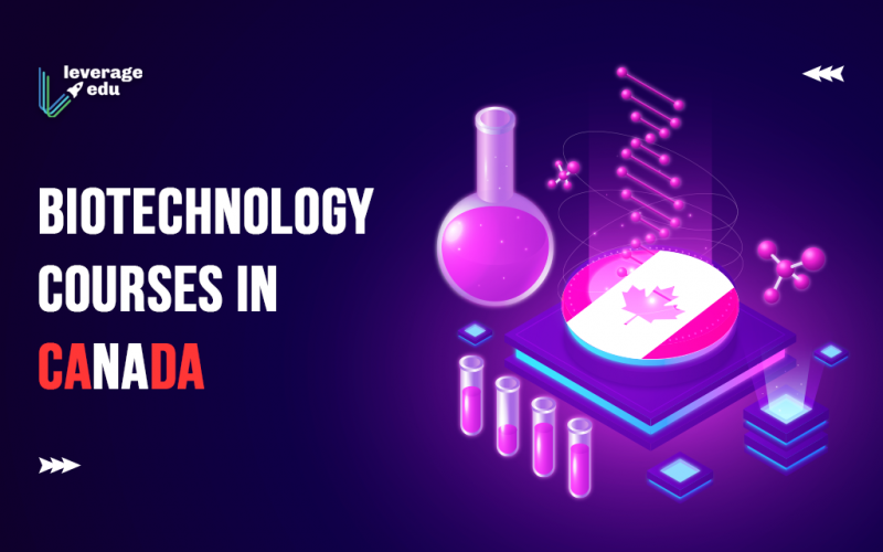 Biotechnology Courses in Canada