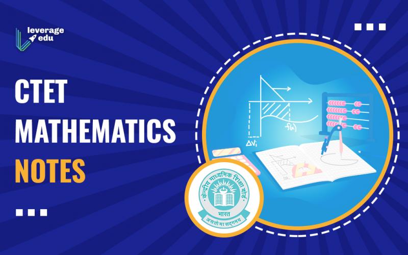 CTET Mathematics Notes