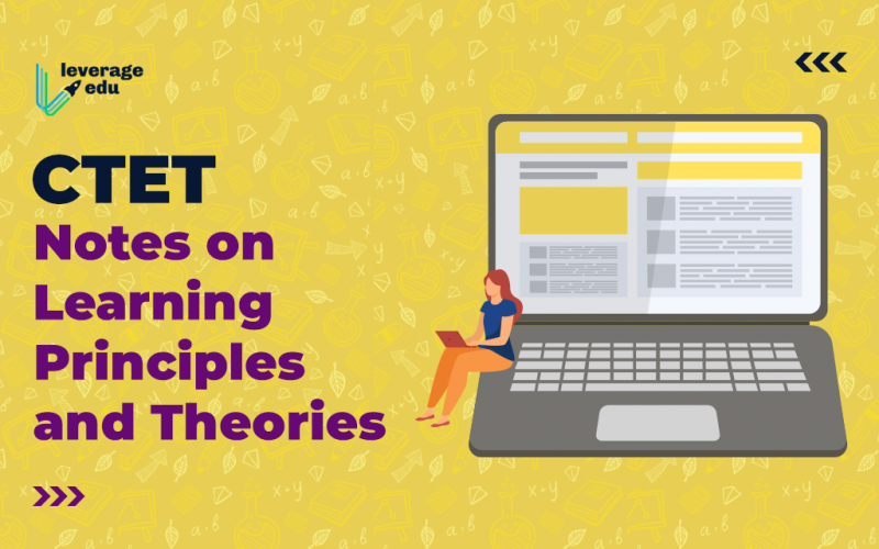 CTET Notes on Learning Principles and Theories