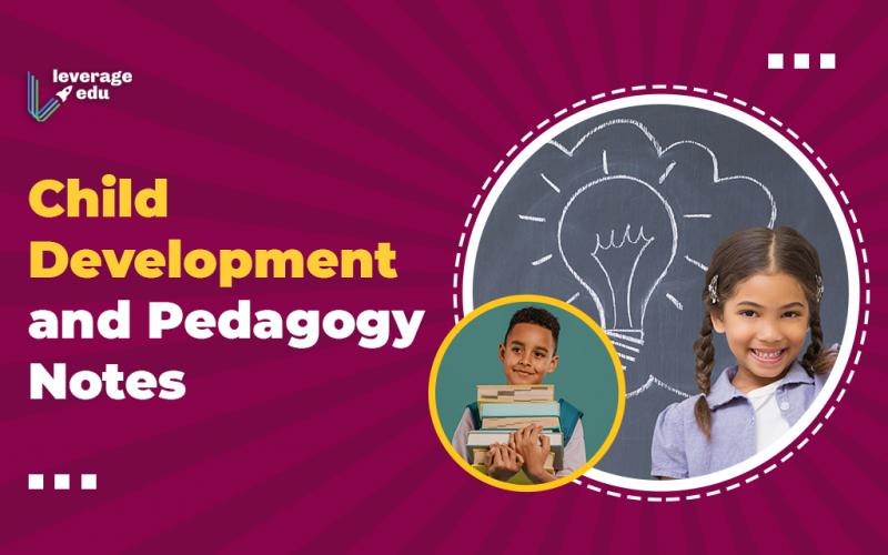 Child Development and Pedagogy Notes