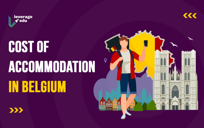 Cost of Accommodation in Belgium