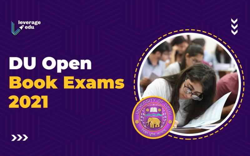 DU Open Book Exams