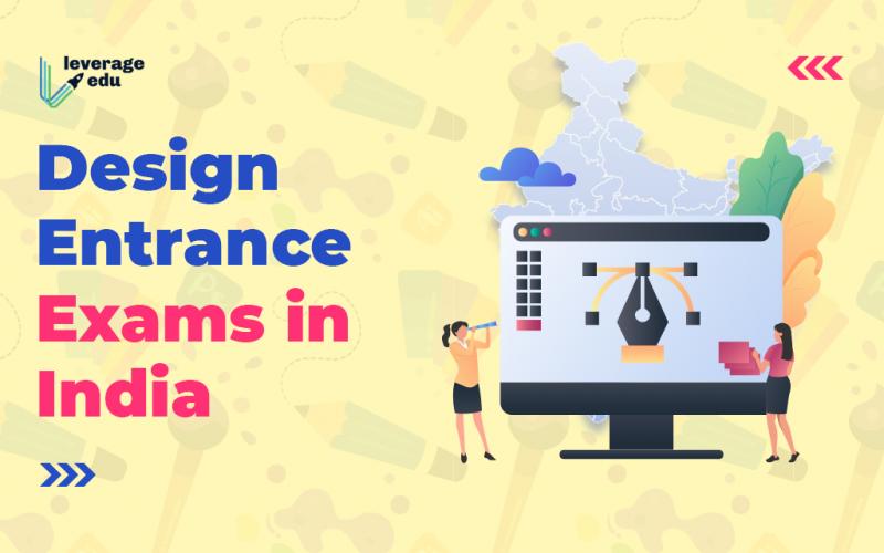 Design Entrance Exams in India