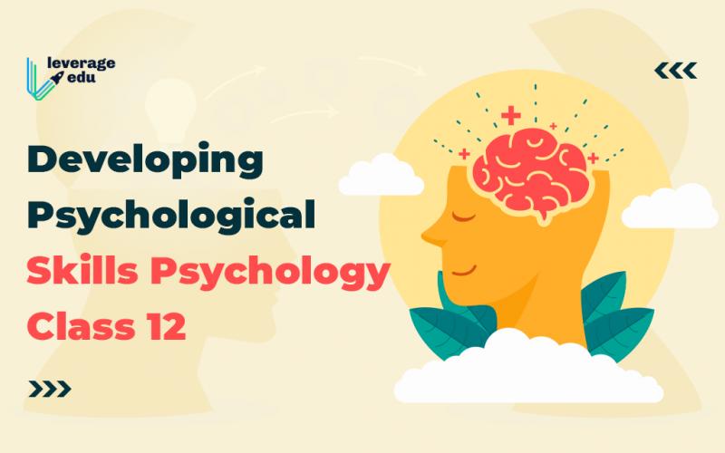 Psychology chapter 9 class 12
