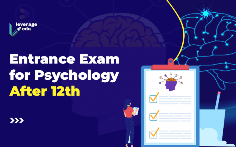Entrance Exam for Psychology After 12th
